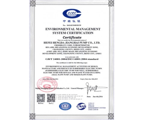 Environment Management System 2