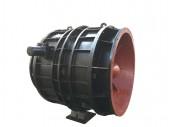 Impeller Built-in Rotor type submersible tubular pump